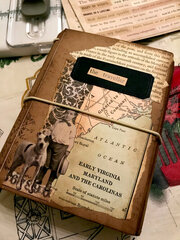 The Traveller Junk Journal