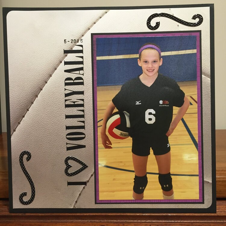 I 💛Volleyball