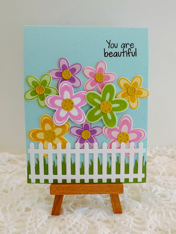 Picket Fence Floral