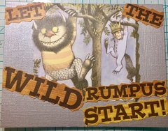 Wild Rumpus!