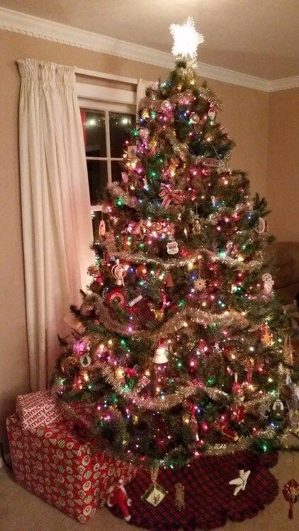 Christmas tree 2017 #2