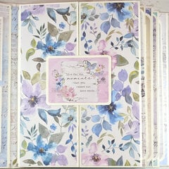 Watercolor Floral by Prima Marketing