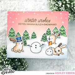 Wanna Build a Snowman?