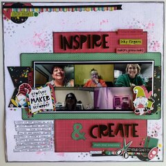Inspire and Create