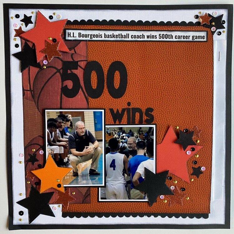 500 wins