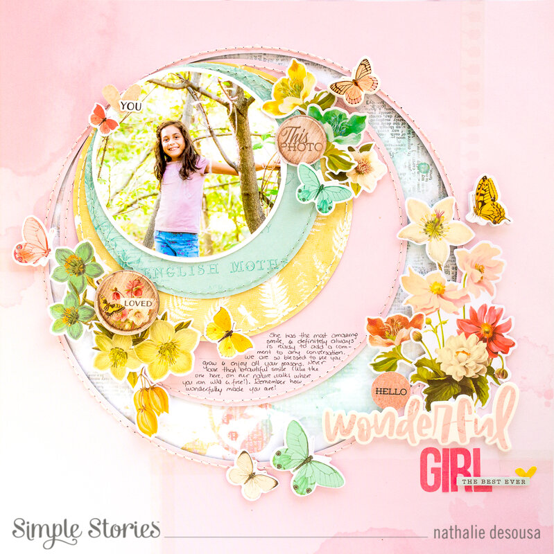 HELLO  WONDERFUL GIRL