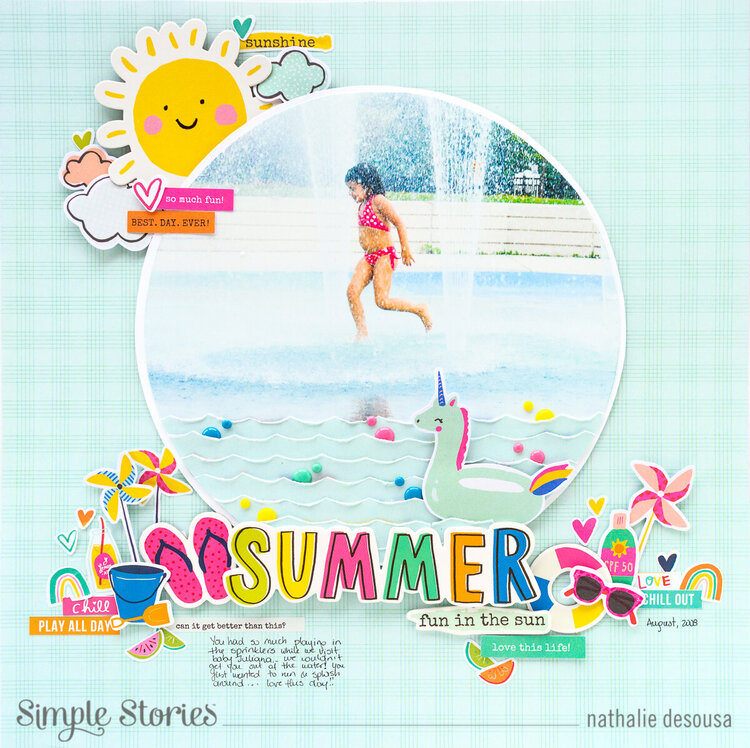 SUMMER - Fun In The Sun -