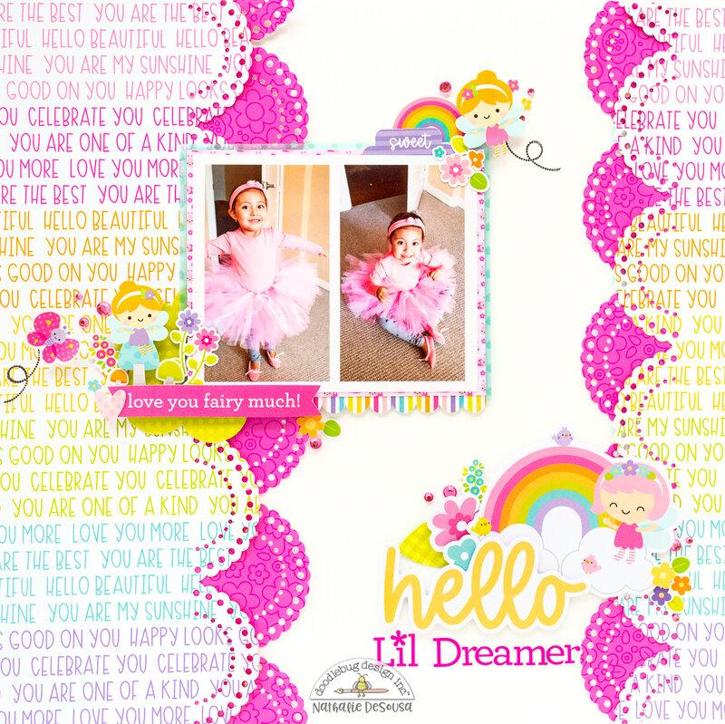 HELLO LIL DREAMER