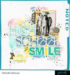 HIGH SCHOOL SMILE