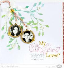 MY CHRISTMAS LOVES