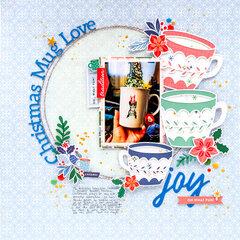 CHRISTMAS MUG LOVE