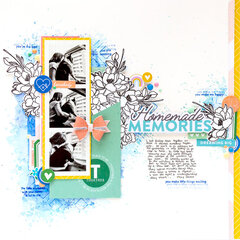 HOMEMADE MEMORIES
