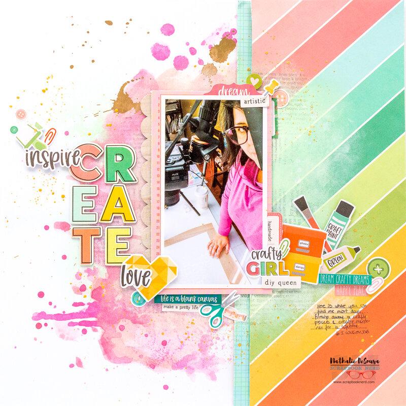 INSPIRE CREATE LOVE