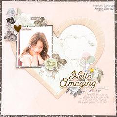 HELLO AMAZING