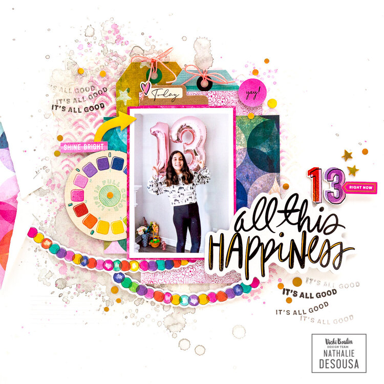 13 - ALL THIS HAPPINESS