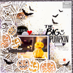 THE BIG PUMPKIN ADVENTURE