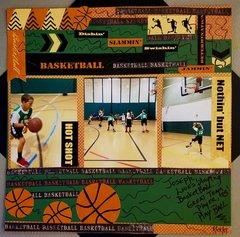 Joseph's Basketball Game