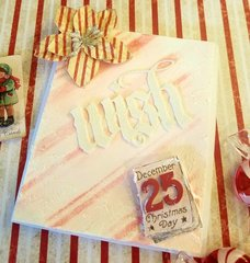 Wish ( Christmas Card For Jess )