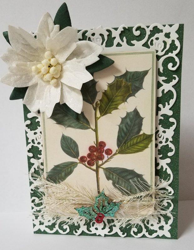 ~Stash Box~Christmas Card