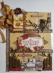 November Pocketletter~ For Suzanne ~
