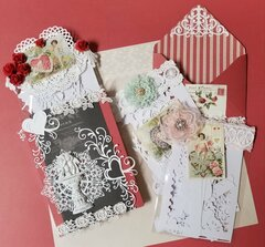 Die cuts & Packaging ( Dawna )