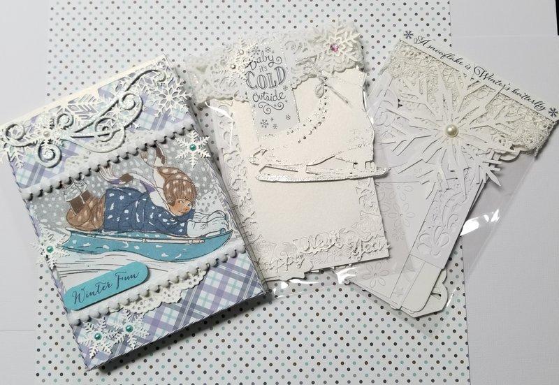 Die Cuts & Packaging ( Suzanne )