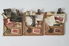 Vintage Atc Cards