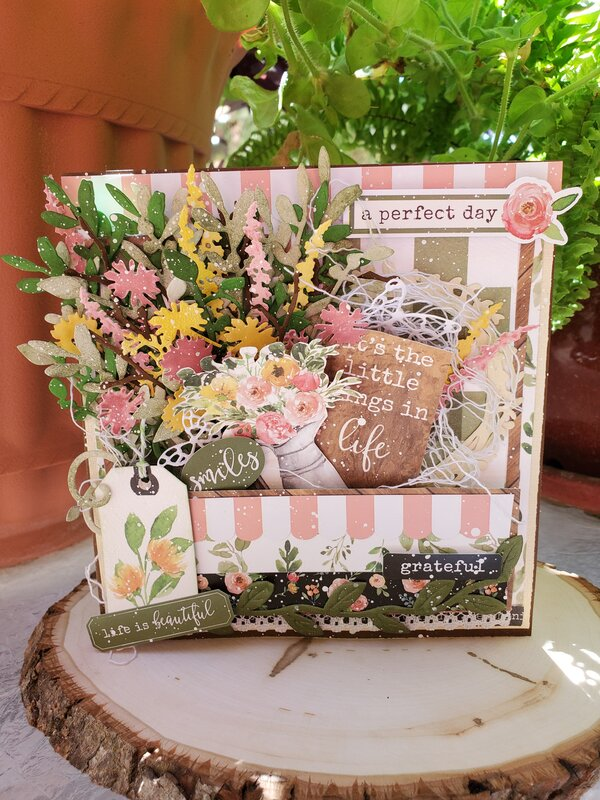 A Perfect Day Card