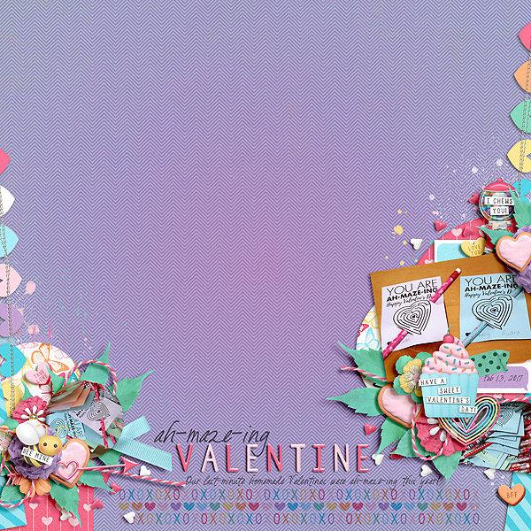 Ah-maze-ing Valentine