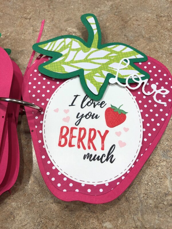 I love you BERRY much page
