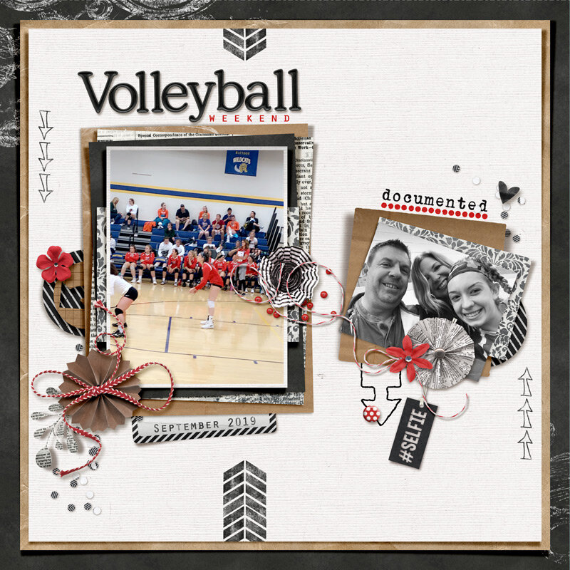 Volleyball Weekend   Sept. 2019