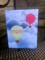 Up Up and Away Hot Air Balloons
