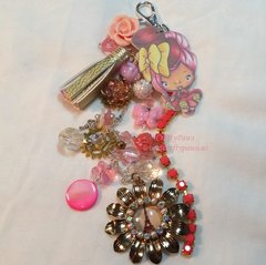Pretty In Paris Pink Chunky Charm