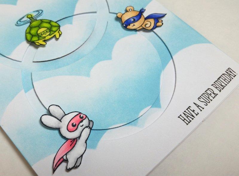 Multi-Slider Interactive Card