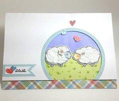 Love Ewe {You} Card