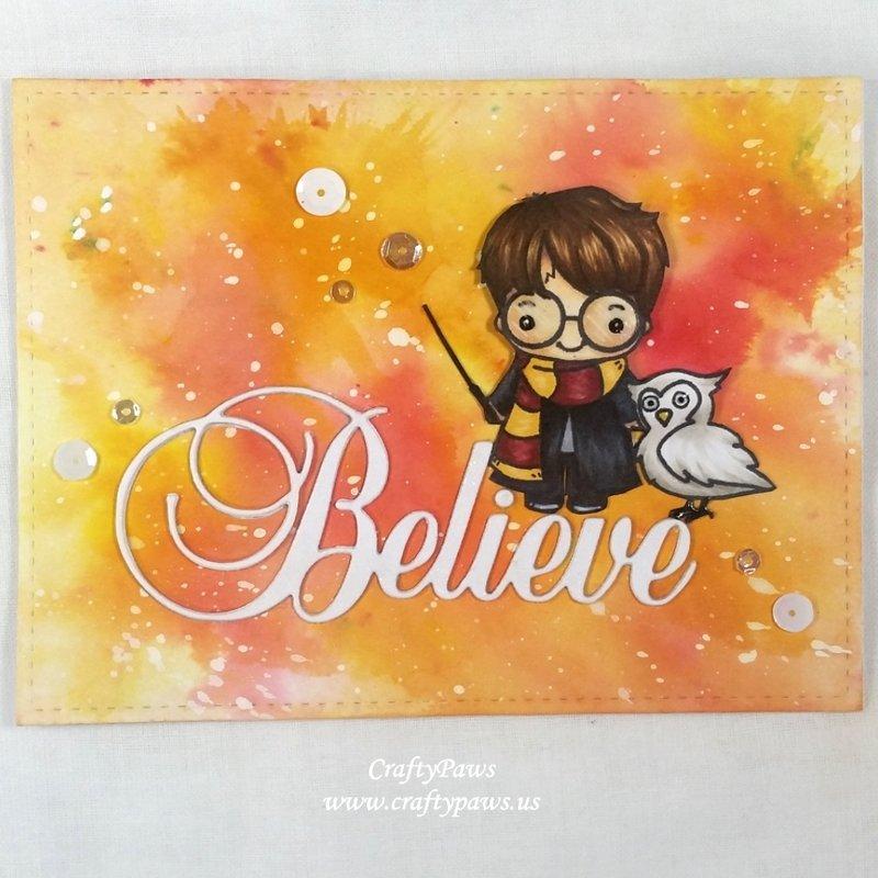 Believe in Magic card