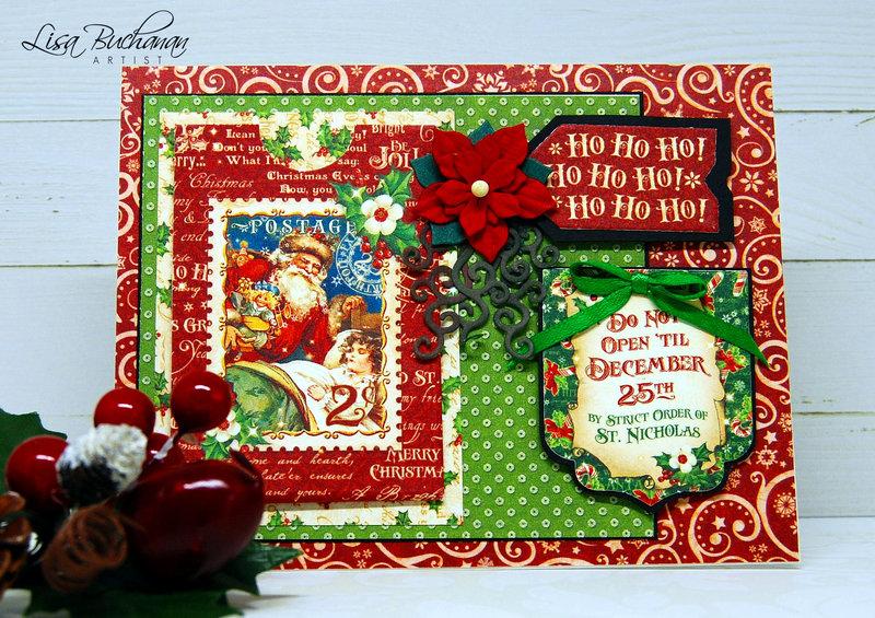St. Nicholas Gift Card