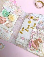 Embellishment Book Mini Album