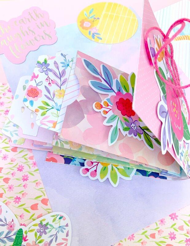 Gift Card Mini Album