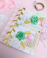 Embellishment Book Mini Album