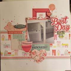 Best Day - Whats for dinner?