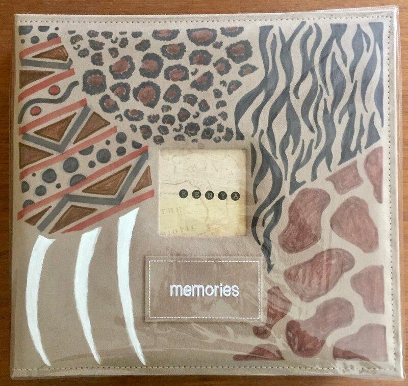 Kenya album - front