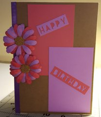 Mom's Birthday Card