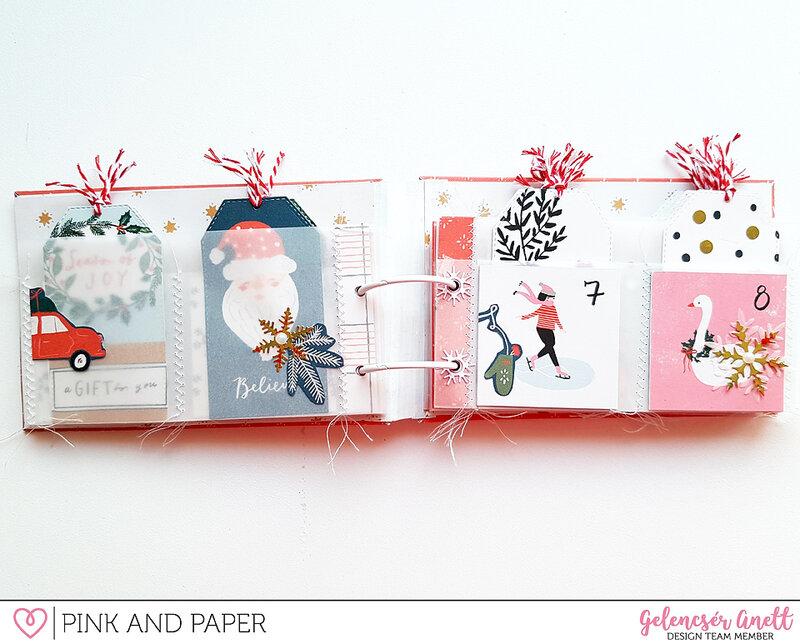 December mini album