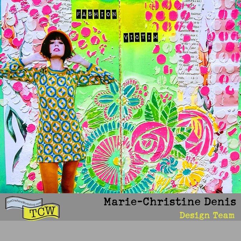 Fashion Addict Art Journal