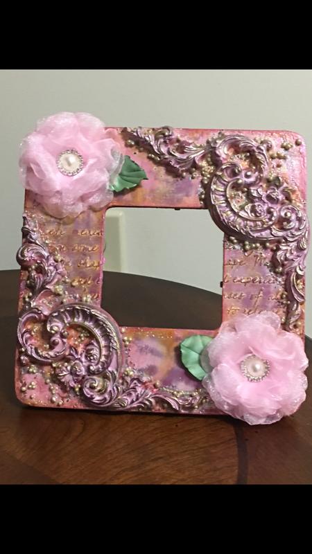$1.00 wooden frame
