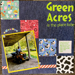 Green Acres Is the Place to Be