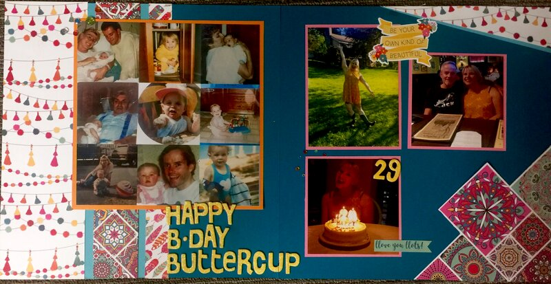 Happy B-day Buttercup
