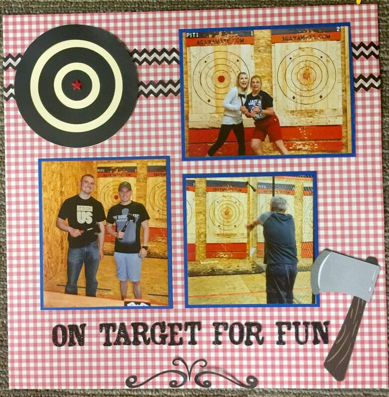 On Target for Fun