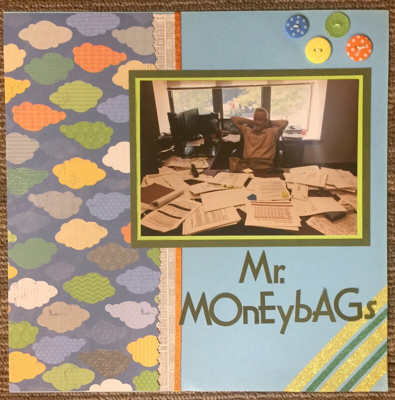 Mr. Moneybags